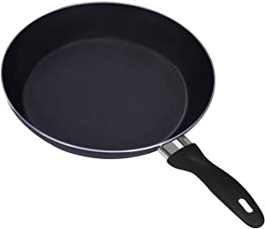 Induction Bottom Aluminum Nonstick Frying-Pan Grey Fry Pan - 11 inches Dishwasher Safe Cookware