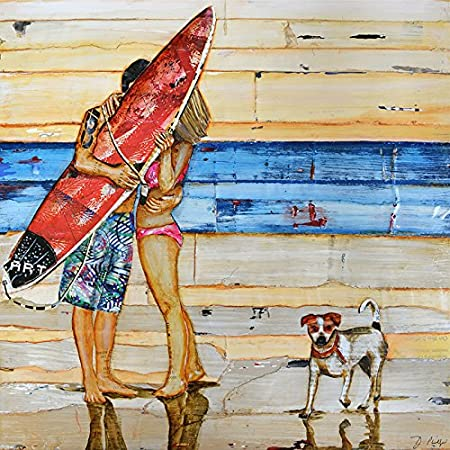 61FYUrQTmzL._SS450_ Surf Decor & Surfboard Decorations