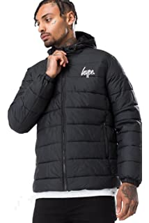 new appearance really comfortable get cheap HYPE Black Parka Jacket - Winter Outwear Coat M: Amazon.co ...