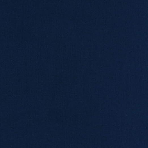 Kona RKKONA15 - Telas lisas (100% algodón, 0,5 m), color azul ...