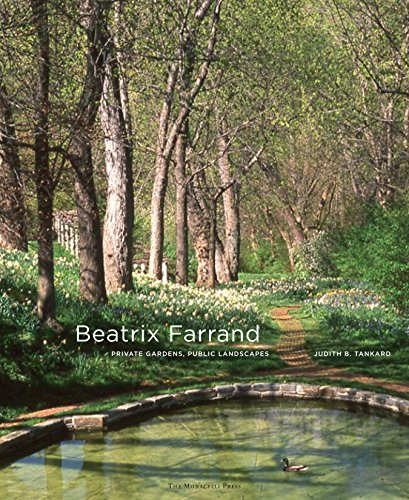Beatrix Farrand: Private Gardens, Public Landscapes (Gardens English Landscape)