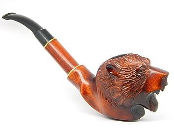 Wooden Tobacco Smoking Pipe