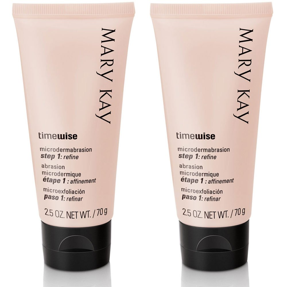 Mary Kay TimeWise Anti-Aging Microdermabrasion Refine 2.5 oz. 2-Pack