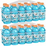 Gatorade G2 Thirst Quencher, Glacier Freeze, Low Calorie, 12 Ounce Bottles (Pack of 24)