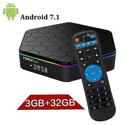 T95Z+ Plus Android 7.1 TV Boxcon 3GB RAM / 32 GB ROM Octa-Core 64