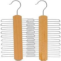 J.S. Hanger–Perchas para Trajes, de Madera auténtica