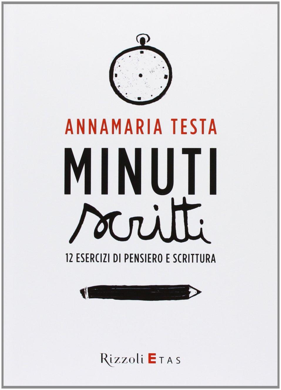Top Amazon.it: Minuti scritti. 12 esercizi di pensiero e scrittura  KR18