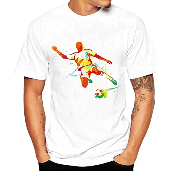 Amazon.com: Football T Shirts for Womens, FORUU Printing Summer Tee Comfort Casual Blouse: Clothing