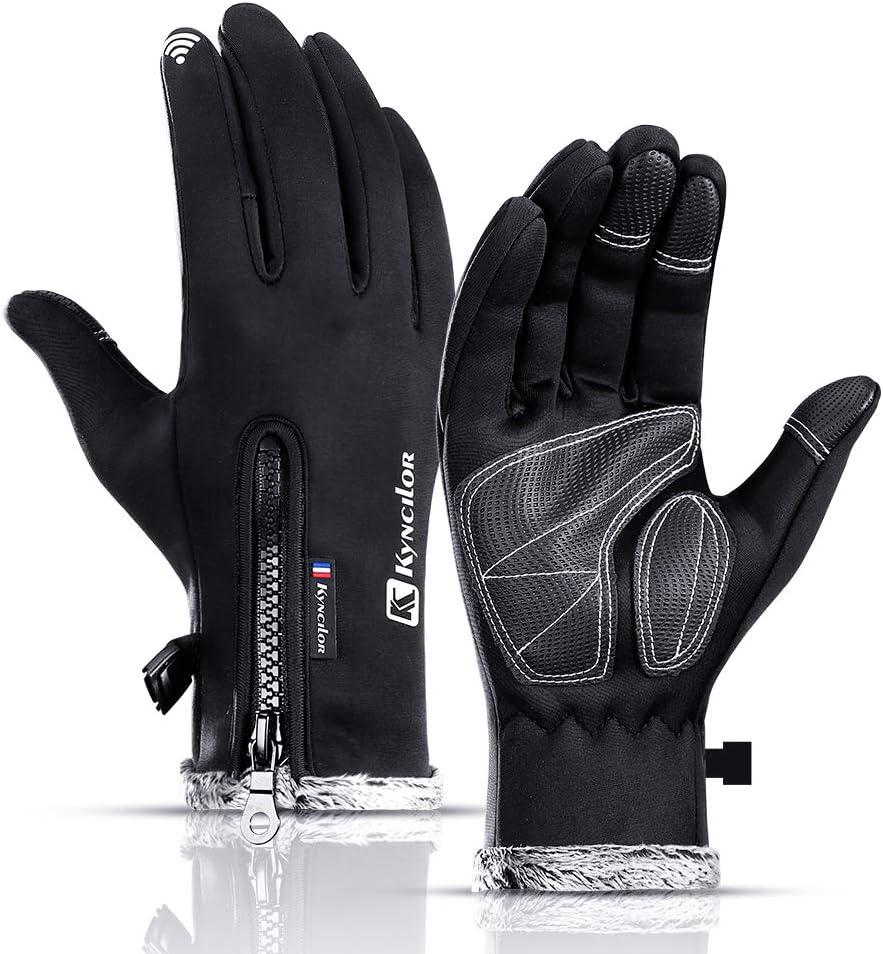 Warm Winter Fleece Gloves Windproof Waterproof WAS £15.09 NOW £6.79 w/code GO4RSYTG @ Amazon