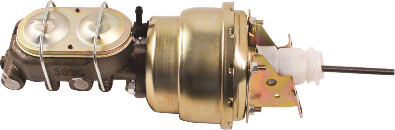 SSBC A28142C 7'' Chrome Booster/Master Cylinder