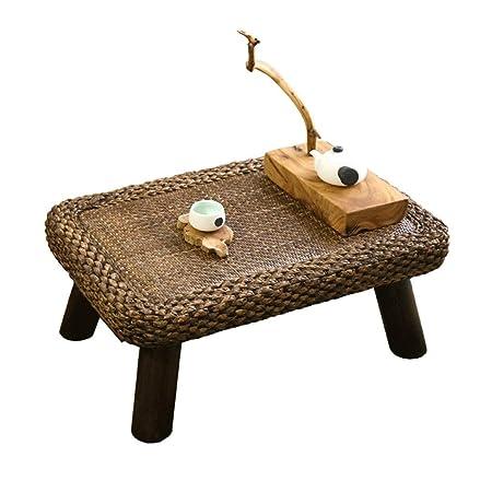 Muebles y Accesorios de jardín Mesas Mesa de Centro de Mimbre de ...