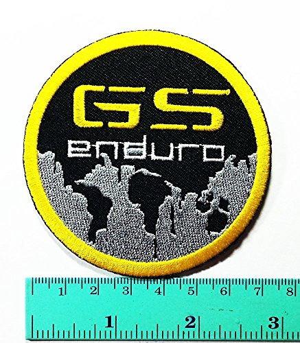 3 Patch BMW Gs GSA ADV