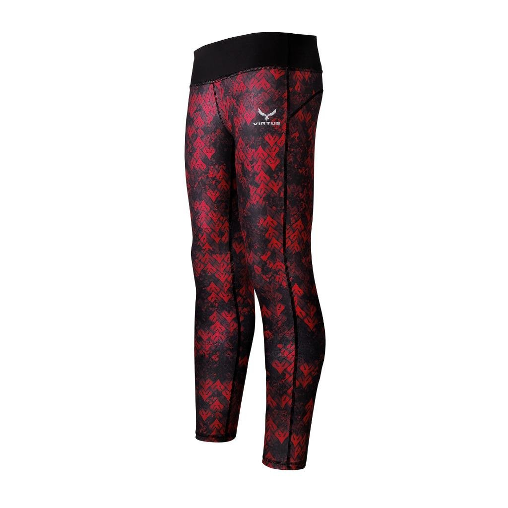 Virtus Damens - Alpha Leggings Full length S (TALOS S)