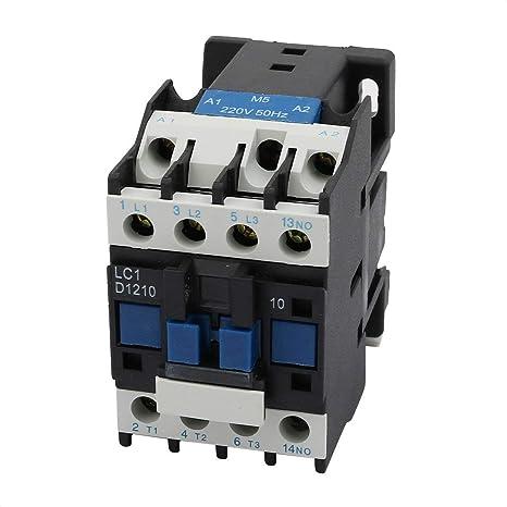 Buy SLB Works LC1-D1210 AC220V 50Hz Coil 690V Ui 25A LTH 3