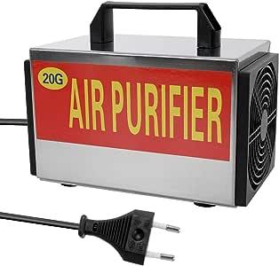 Festnight 220 V 20 G Generador de Ozono Compresas Purificador de ...