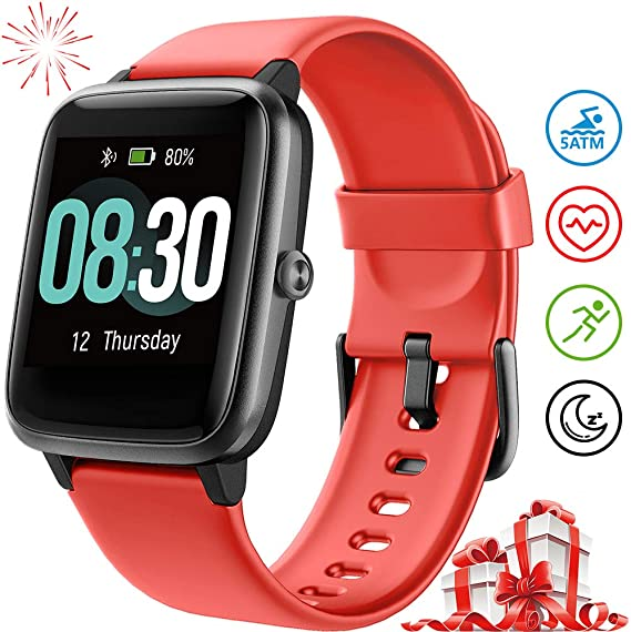 Amazon.com: UMIDIGI Smart Watch Uwatch3 Fitness Tracker ...