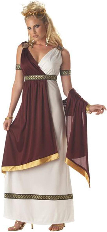Disfraz de emperatriz romana mujer - XL: Amazon.es: Juguetes y juegos