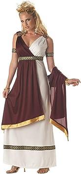 Disfraz de emperatriz romana mujer - XL: Amazon.es: Juguetes y ...