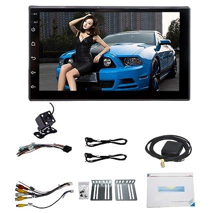XZANTE 7 Pulgadas 2 DIN Android 8.0 Car Player Car GPS del ...