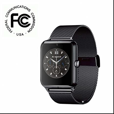 Reloj Inteligente Smartwatch con Cámara,Pulseras Actividad ...