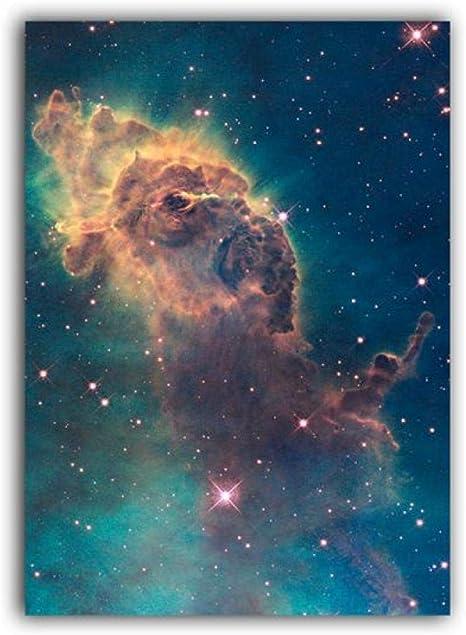 ART PRINT POSTER SPACE STARS GALAXY NEBULA HUBBLE TELESCOPE NOFL0405