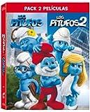 Los Pitufos 1+2 [Blu-ray]