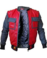 Back to the future Men's Bomber Jacket