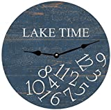 Whatever Lake Time Clock (14.5″)