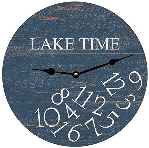Whatever Lake Time Clock (19.5