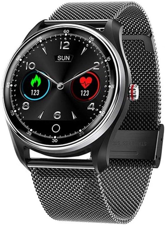 Reloj Pulsera Inteligente ECG con El ECG del Ritmo Cardíaco ...