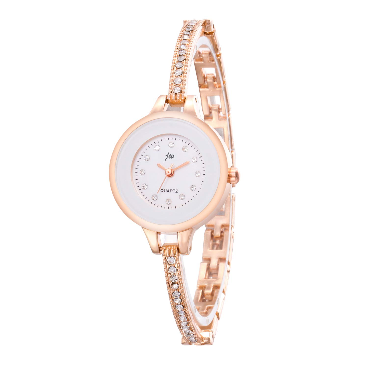d39af212680 Buy Addic Analogue White Dial Women s Watch-Addicww434 Online at Low Prices  in India - Amazon.in