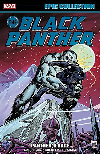Black Panther Epic Collection: Panther's Rage