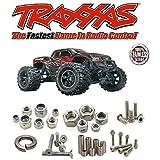 ☆ TRAXXAS ◘ X-Maxx 4x4 TSM ◘ Stainless Steel Screw Kit ☆