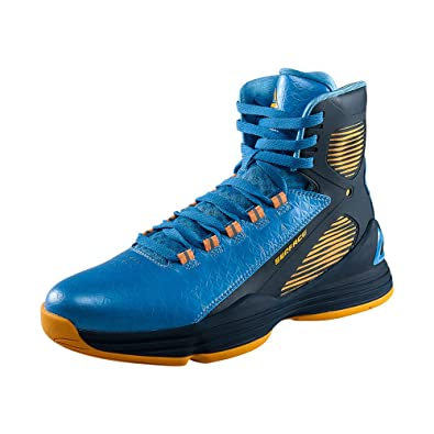 Amazoncom Peak Mens Galaxy Iv High Top Basketball Shoes Basketball