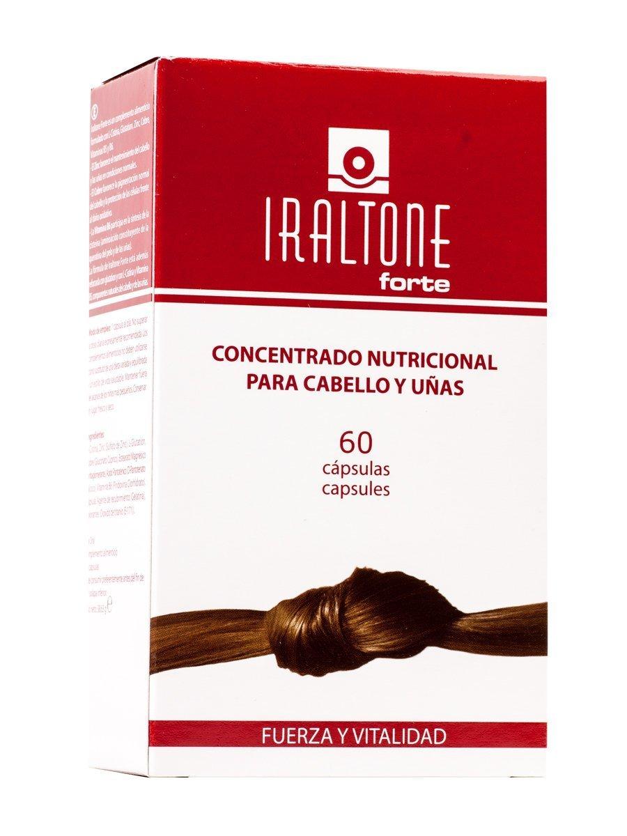 IRALTONE Forte Cabello & Uñas 60 cápsulas