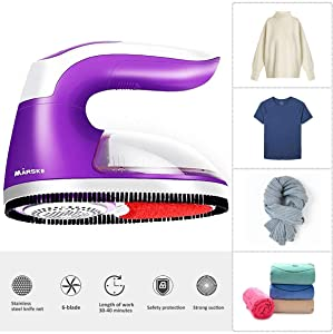 Win A Free Portable Fabric Shaver