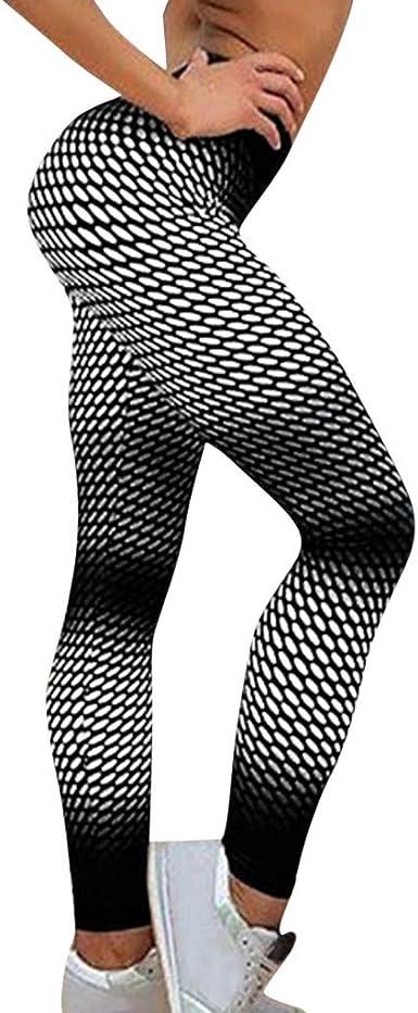 New Womens Print Trousers Ladies Black White Leggings Stretchy Checkered Pants