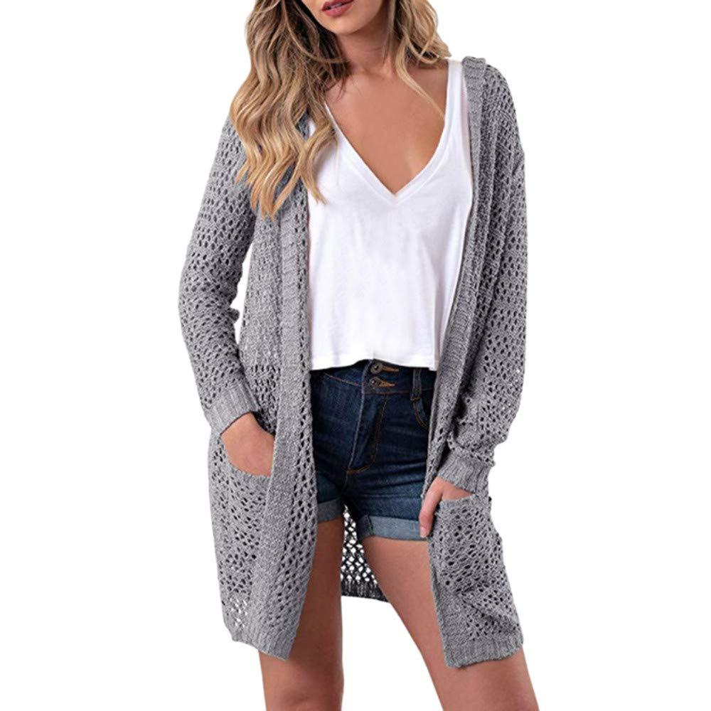 kingf Womens Cardigan Jacket Coat Faux Fur Warm-up Boyfriend Outerwear Top kingfansion Women