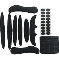 Forro para casco, Sk-202 Kit de acolchado para casco Juego de almohadillas de espuma universales Juego de almohadillas…