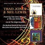 Thad Jones & Mel Lewis -  Presenting/Live At The Village Vanguard/The Big Band Sound