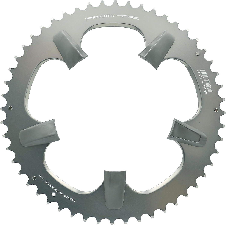 TA Fahrrad Kettenblatt Ultra 50 Zähne grau 130mm Lochkreis