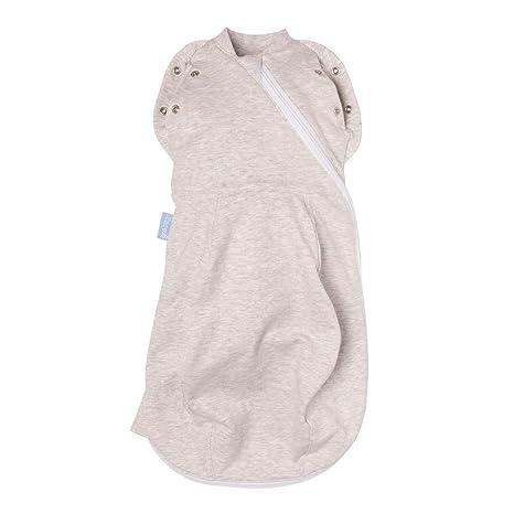 Tommee Tippee GRO Saco de dormir Grosnug, Cómodo, Gris Claro ...