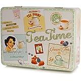 Teekiste Teebox Teedose Dose Teebeutel Tee Modell TEA lang