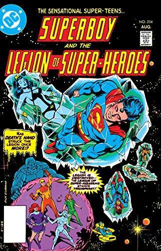 Superboy and the Legion of Super-Heroes (1949-1979) #254 (Superboy (1949-1979))