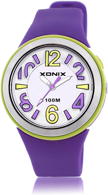 Caliente!!! Moda XONIX Mujeres Relojes Deportivos A Prueba