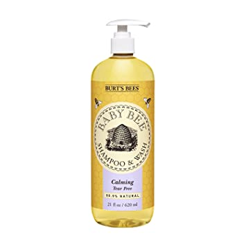 ec0f24ac2 Amazon.com  Burt s Bees Baby Bee Shampoo and Wash