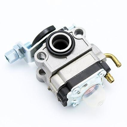 QAZAKY Reemplazo para Carburador Gx22 Gx31 Fg100 Hhe31C Hht31S ...