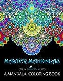 img - for Master Mandalas: A Mandala Coloring Book book / textbook / text book
