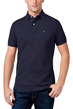 e372a6861 Image Unavailable. Image not available for. Color: Uniqlo Ultra Light Short  Sleeve Polo Shirt - Men's Navy M