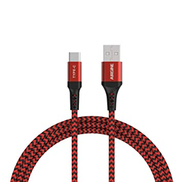 Amazon.com: AIRGINE - Cable USB tipo C (nailon, trenzado ...